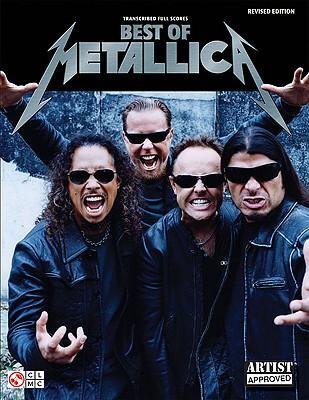 Best of Metallica: Transcribed Full Scores - Metallica