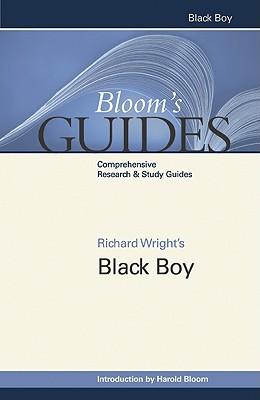 Black Boy - Wright, Richard, and Bloom, Harold (Editor)