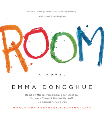 Room - Donoghue, Emma, Professor, and Friedman, Michal (Read by), and Archer, Ellen (Read by)