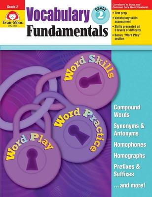 Vocabulary Fundamentals, Grade 2 - Evan-Moor Educational Publishers
