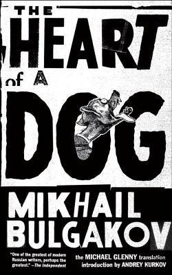The Heart of a Dog - Bulgakov, Mikhail, and Glenny, Michael (Translated by), and Kurkov, Andrey (Introduction by)