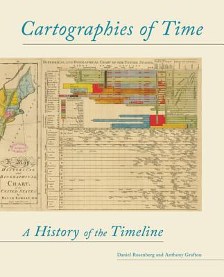Cartographies of Time: A History of the Timeline - Rosenberg, Daniel, and Grafton, Anthony
