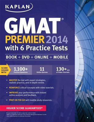 Kaplan GMAT Premier with Access Code - Kaplan (Creator)