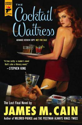 The Cocktail Waitress - Cain, James M.