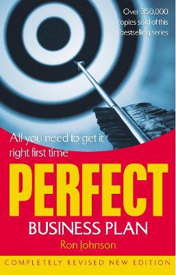 Perfect Business Plan - Johnson, Ron