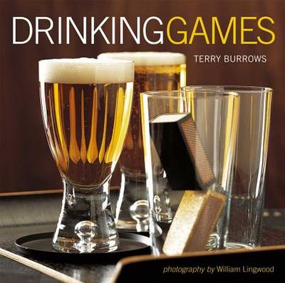 Drinking Games - Burrows, Terry