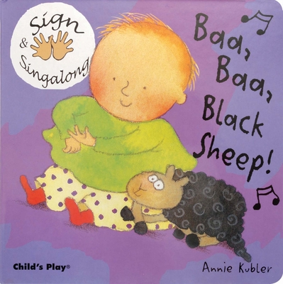 Baa Baa Black Sheep - Kubler, Annie