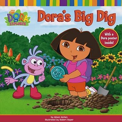 Dora's Big Dig - Nickelodeon