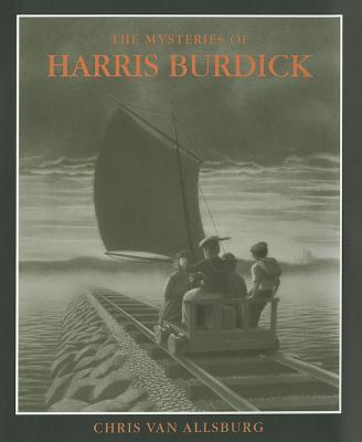 The Mysteries of Harris Burdick - Van Allsburg, Chris