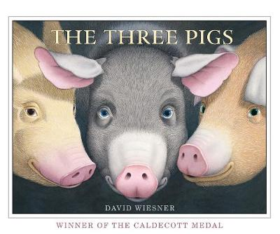 The Three Pigs - Wiesner, David