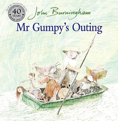 Mr Gumpy's Outing - Burningham, John