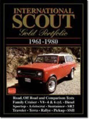 International Scout, 1961-1980 Gold Portfolio - Clarke, R M (Compiled by)