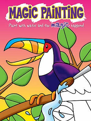 Magic Painting Cat and Dog: Just Paint with Water and the Magic Happens! - Cooper, Gemma (Editor)