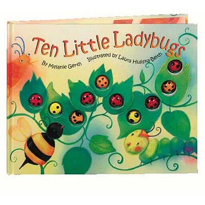 Ten Little Ladybirds - Gerth, Melanie