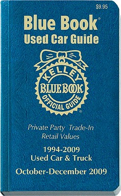 Kelley Blue Book Used Car Guide: 1994-2008 Models - DeBacker, Patricia A (Editor)