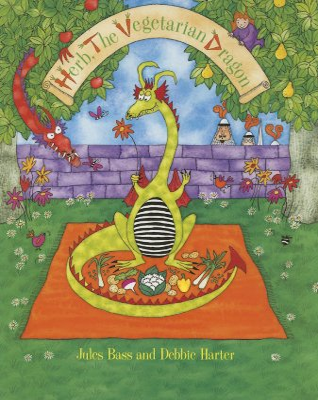 Herb, the Vegetarian Dragon - Bass, Jules