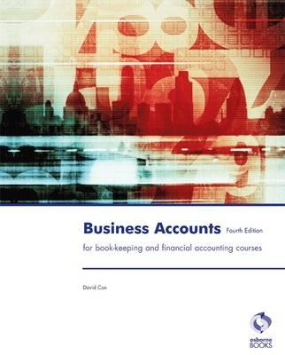 Business Accounts - Cox, David