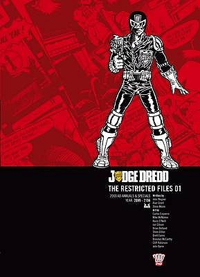 Judge Dredd: v. 1: The Restricted Files - Wagner, John, and Grant, Alan