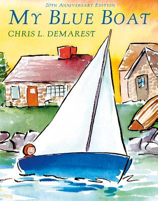 My Blue Boat -