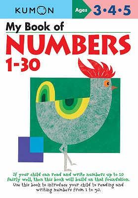 My Book of Numbers 1-30 - Kumon Publishing