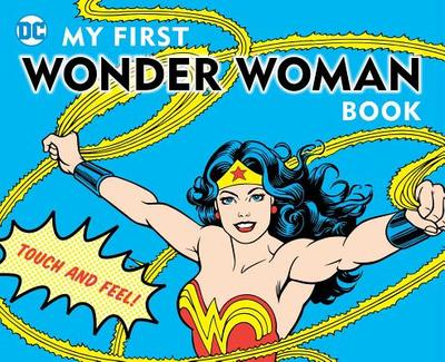 My First Wonder Woman Book - Katz, David