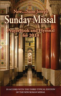 St. Joseph Sunday Missal: For 2014 - B C L