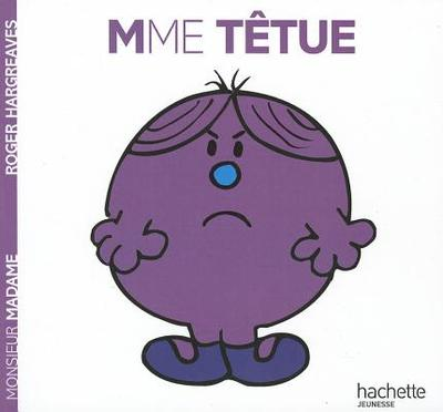 Madame Tetue - Hargreaves, Roger