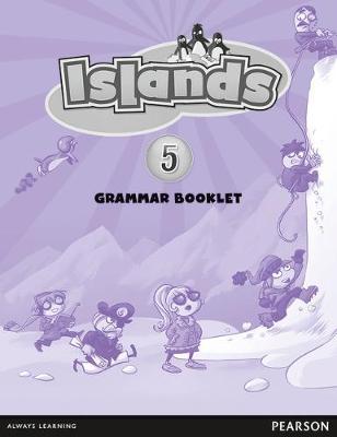 Islands Level 5 Grammar Booklet - Powell, Kerry