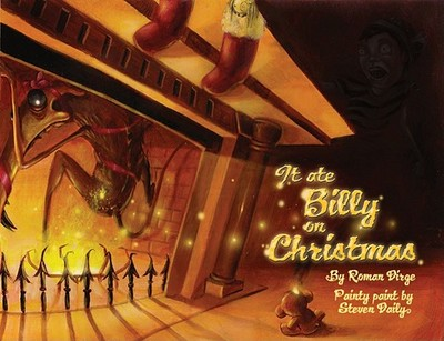 It Ate Billy on Christmas - Dirge, Roman