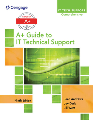 It Technical Support Troubleshooting Pocket Guide - Andrews, Jean