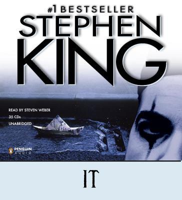 It - King, Stephen, and Weber, Steven, Professor (Read by)
