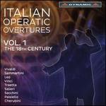 Italian Operatic Overtures, Vol. 1: The 18th Century