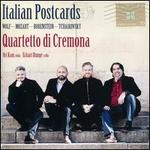 Italian Postcards: Wolf, Mozart, Borenstein, Tchaikovsky