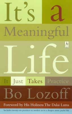 It's a Meaningful Life: It Just Takes Practice - Lozoff, Bo