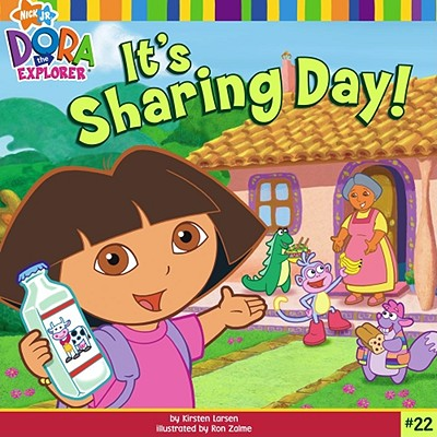 It's Sharing Day! - Larsen, Kirsten