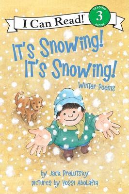 It's Snowing! It's Snowing!: Winter Poems - Prelutsky, Jack