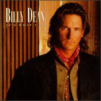 It's What I Do - Billy Dean