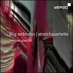 Jörg Widmann: Streichquartette