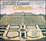 J.G. Graun, C.H. Graun: Concerti