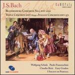 J.S. Bach: Brandenburg Concerto No. 5; Triple Concerto BWV 1044; Italian Concerto BWV 971