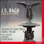 J.S. Bach: Cantatas 131, 152 & 161