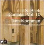 J.S. Bach: Cantatas, Vol. 10