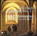 J.S. Bach: Cantatas, Vol. 11