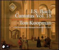 J.S. Bach: Cantatas, Vol. 18 - Bogna Bartosz (alto); Christoph Prégardien (tenor); James Gilchrist (tenor); Johannette Zomer (soprano);...