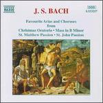 J.S. Bach: Favourite Arias and Choruses