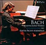 J.S. Bach: Harpsichord Works, Vol. 1