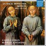 J.S. Bach: Motetten BWV 225-230