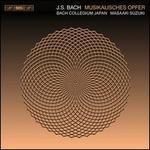 J.S. Bach: Musicalischer Opfer