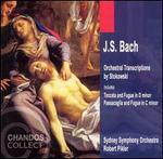 J.S. Bach: Orchestral Transcriptions by Stokowski