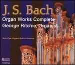 J. S. Bach: Organ Works Complete [Box Set] - George Ritchie (organ)